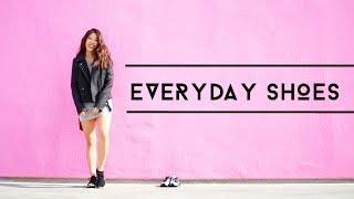 Four Everyday Comfy Shoes | Vagabond Youth