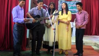 christian Nepali song by manipur youth choir 2014 in india silchar
