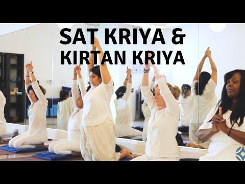 """""""Sat Kriya And Kirtan Kriya"""" - The Kundalini Yoga Power Pack"""