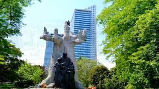 Высотные здания столицы Польши