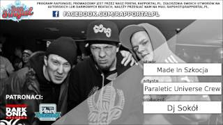 [RAPSINGLE-3] Paraletic Universe Crew - Made In Szkocja