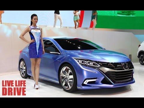 New Honda Insight Concept Exterior Interior