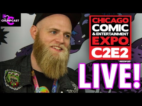 Andrew MacLean | Head Lopper | Image Comics | LIVE From C2E2 2020