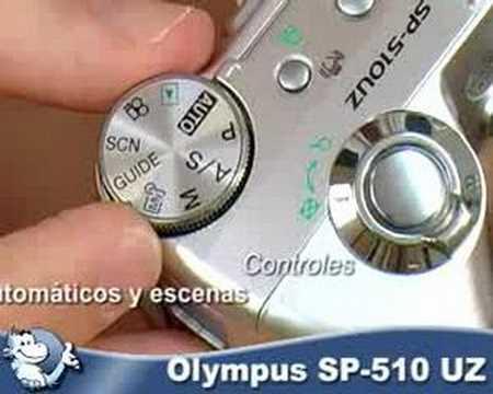 Руководство К Фотоаппарату Olympus Sp-510