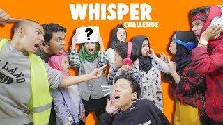 Whisper Challenge Ter-Rusuh | Gen Halilintar