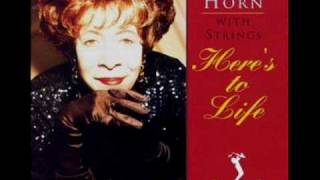 "Shirley Horn - ""Where Do You Start?"""