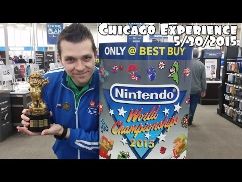 Nintendo World Championships - Chicago Experience With AbdallahSmash026! [5/30/15]
