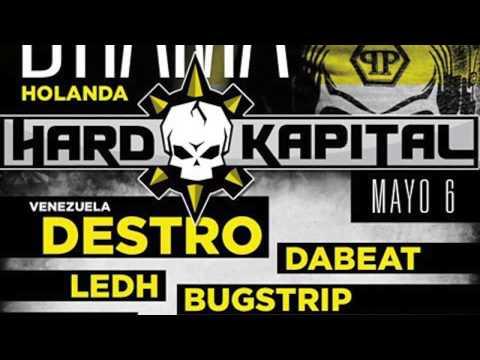 Mike Drama - Hardtechno Rules 06 05 2017 Klan31 Bogota Colombia