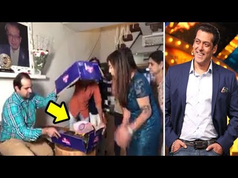 Salman Khan Sends Surprise GIFT For Shilpa Shinde At Her House For Winning Bigg Boss 11