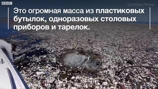 видео Великий мусорный остров