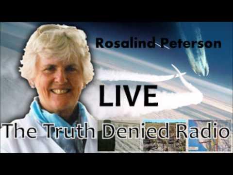 Rosalind Peterson LIVE Report: US NAVY Massacre  11.7  Million Marine Mammals at stake!