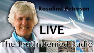 Rosalind Peterson LIVE Report: US NAVY Massacre  11.7  Million Marine Mammals at stake!