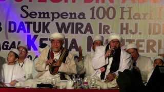 Part 2 | Habib Syech | Melaka Berselawat 2013