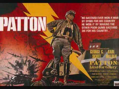 Patton movie theme song