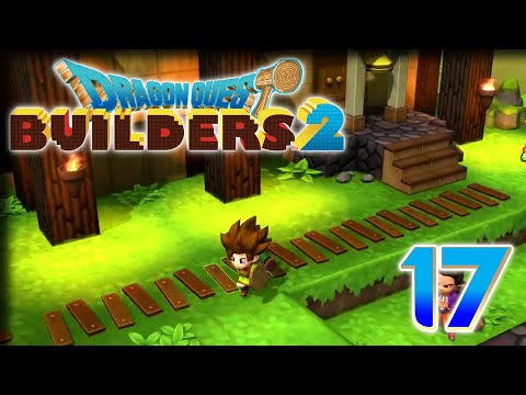 Squeaky Clean – Dragon Quest Builders 2 PS4 Gameplay – [Stream] Let's Play Part 17