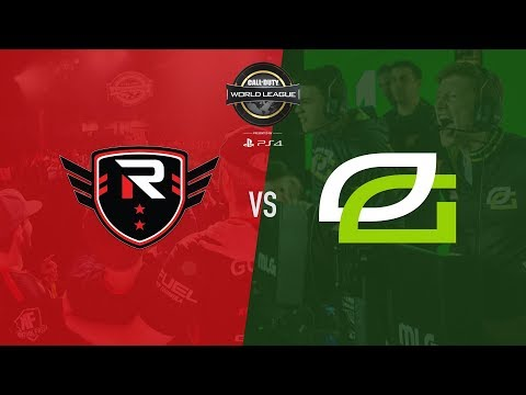Rise Nation vs. OpTic Gaming | CWL Pro League | Stage 2 | Week 8 Day 1
