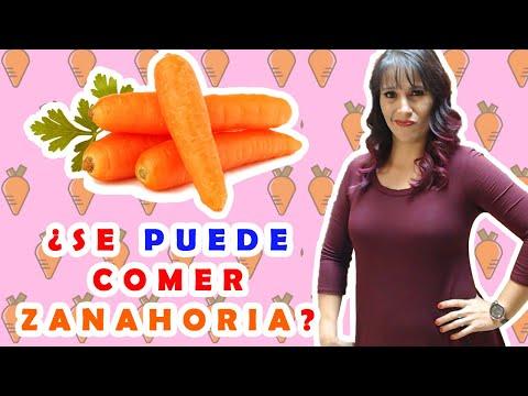 ¿puedo tener zanahorias crudas mientras estoy en dieta cetosis?