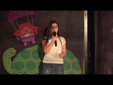 Children Can Change A Lot | Nare Stepanyan | TEDxKids@Yerevan