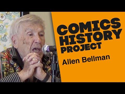 Allen Bellman - San Francisco ComicCon 2016