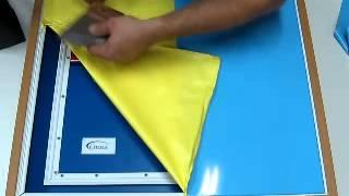 видео Комплектующие для натяжных потолков: плинтус, багет и его виды, цена и фото