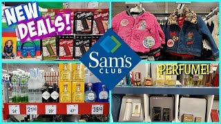 SAMS CLUB STORE WALKTHROUGH * SHOP WITH ME 2019
