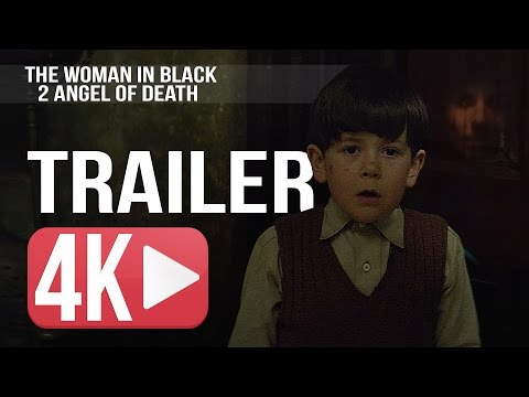 The Woman in Black 2 Angel of Death Official Trailer 2015 HD   4K Poster