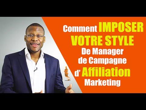 Partenariat Commercial: Comment Imposer Votre Style de Manager de Campagne Marketing