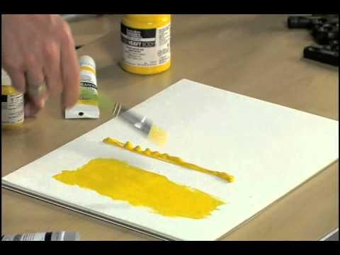 Liquitex Acrylic Paint