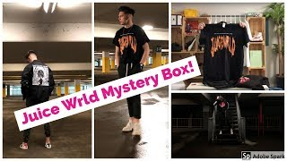 Juice Wrld Mystery Box // Try On & Review!!