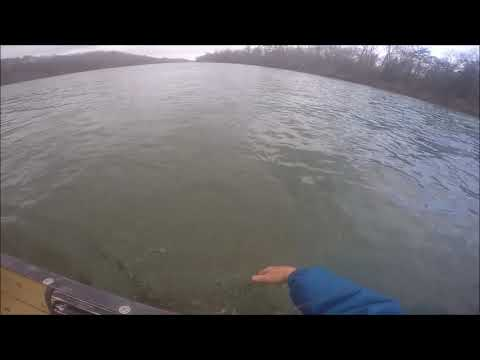 Broad River Smallmouth And Charles Jeter