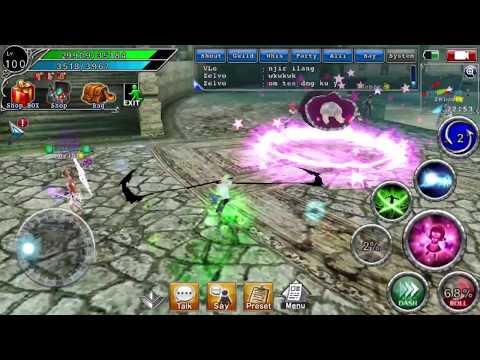 Avabel Revenger Showmatch (dagger Vs Knuckle) Ft. Ayla