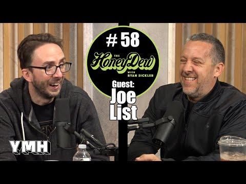 HoneyDew #58   Joe List