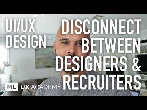 The Disconnect Between Hiring Managers, Recruiters & Designers in UI/UX Design