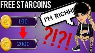 MSP    Free Starcoins Glitch ?!?!