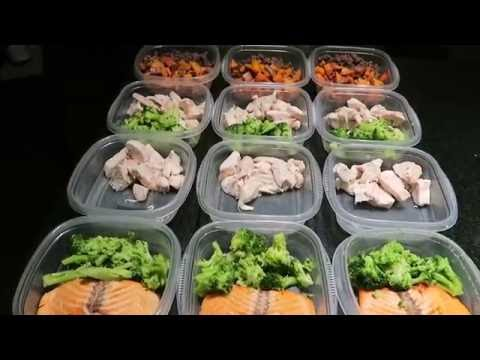 FOOD or FUEL : Meal Prep 2