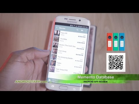Memento Database (Android App Review)