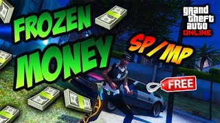 *NEW**FROZEN MONEY GLITCH**PS4 ONLY*BUY EVERYTHING FOR FREE*MONEY GLITCH*MAKE MILLIONS*GTA 5 ONLINE