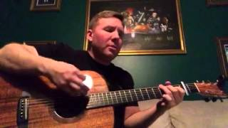 "Elton John's ""Candle in the Wind"" Acoustic Guitar Version"