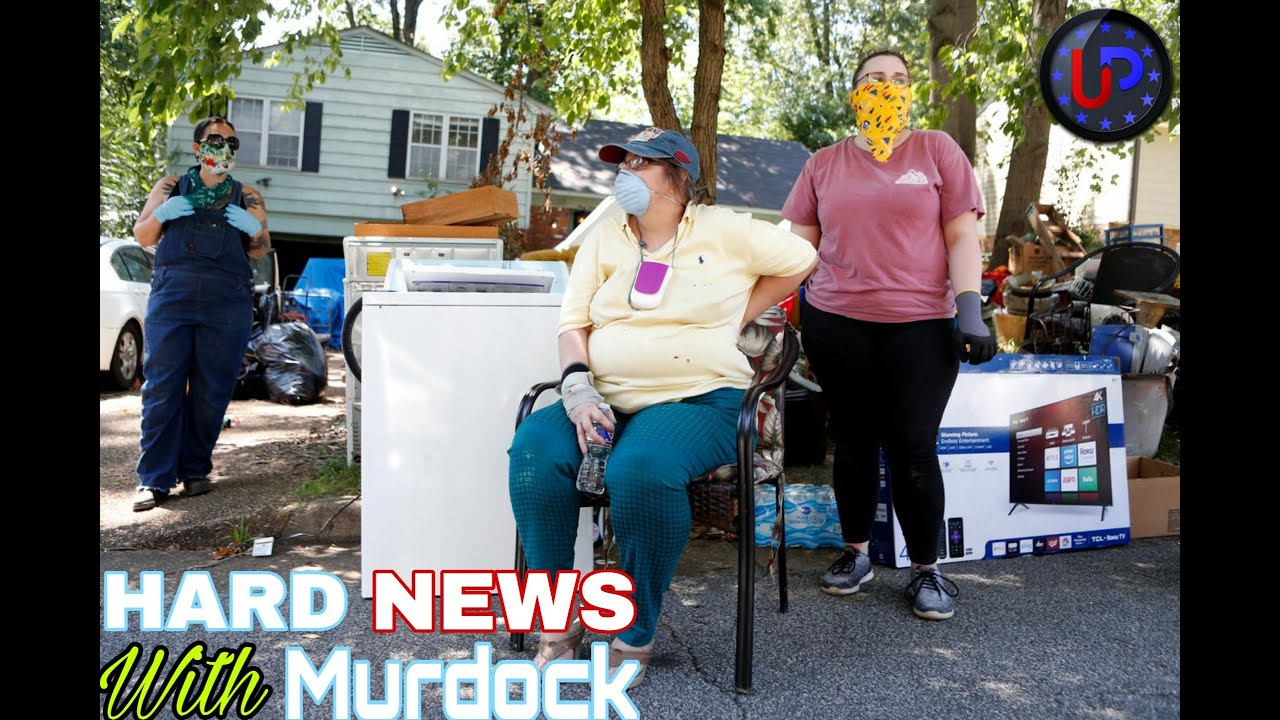 Hard News With Murdock: Woman with COVID gets evicted from home