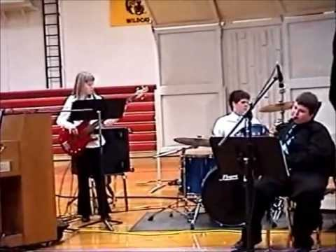 East Buchanan Middle School Jazz Band-Green Onions