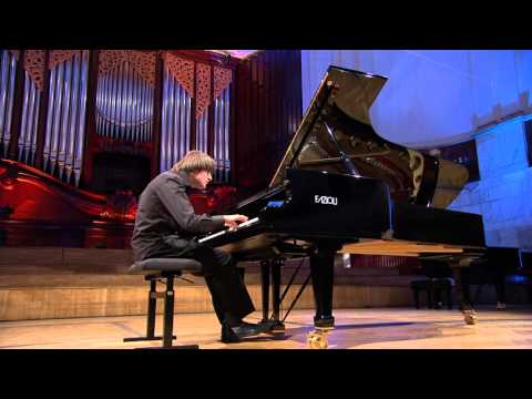 Daniil Trifonov – Etude In F Major, Op. 10 No. 8 (first Stage, 2010)