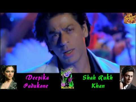 """Dastaan-E-Om Shanti Om"" Singer Shaan with Deepika Padukone, Shah Rukh Khan"