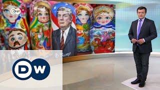 Расследование Reuters  как Кремль повлиял на выборы в США   DW Новости (20 2 2017)