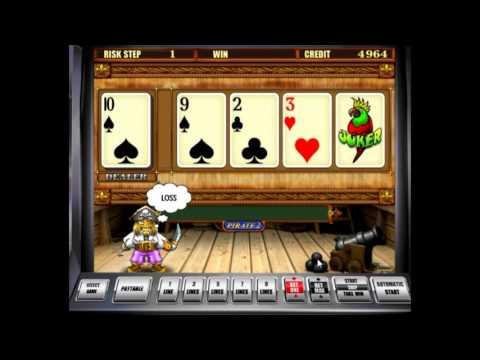 Игровой автомат Пират (pirate) - обзор от vulcanocasino.com
