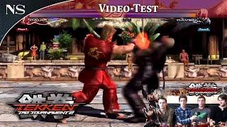 The NAYSHOW - Vidéo-Test de Tekken Tag Tournament 2 (PS3)