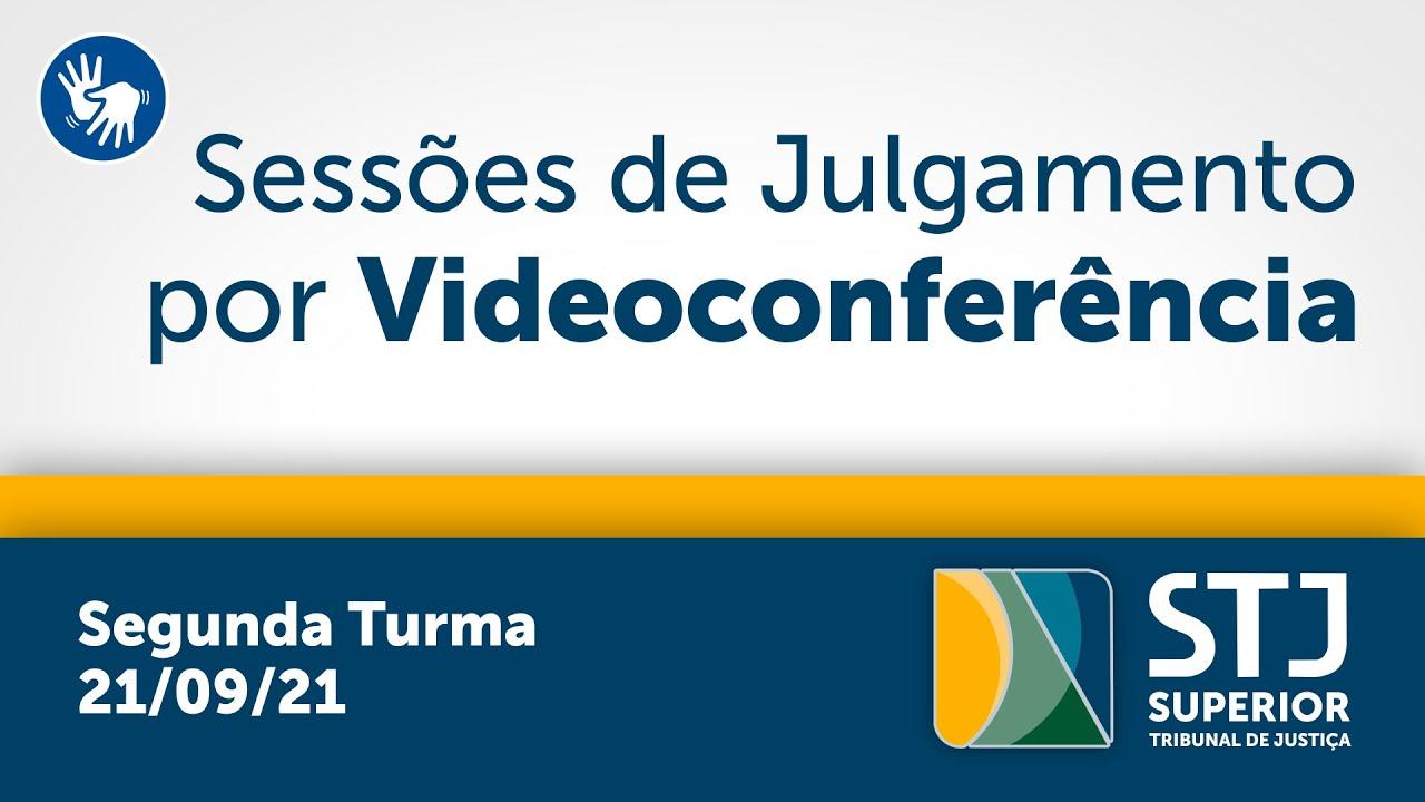 Download Segunda Turma - STJ - 21/09/2021
