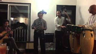Joe Fritz trio - Honeysuckle Rose
