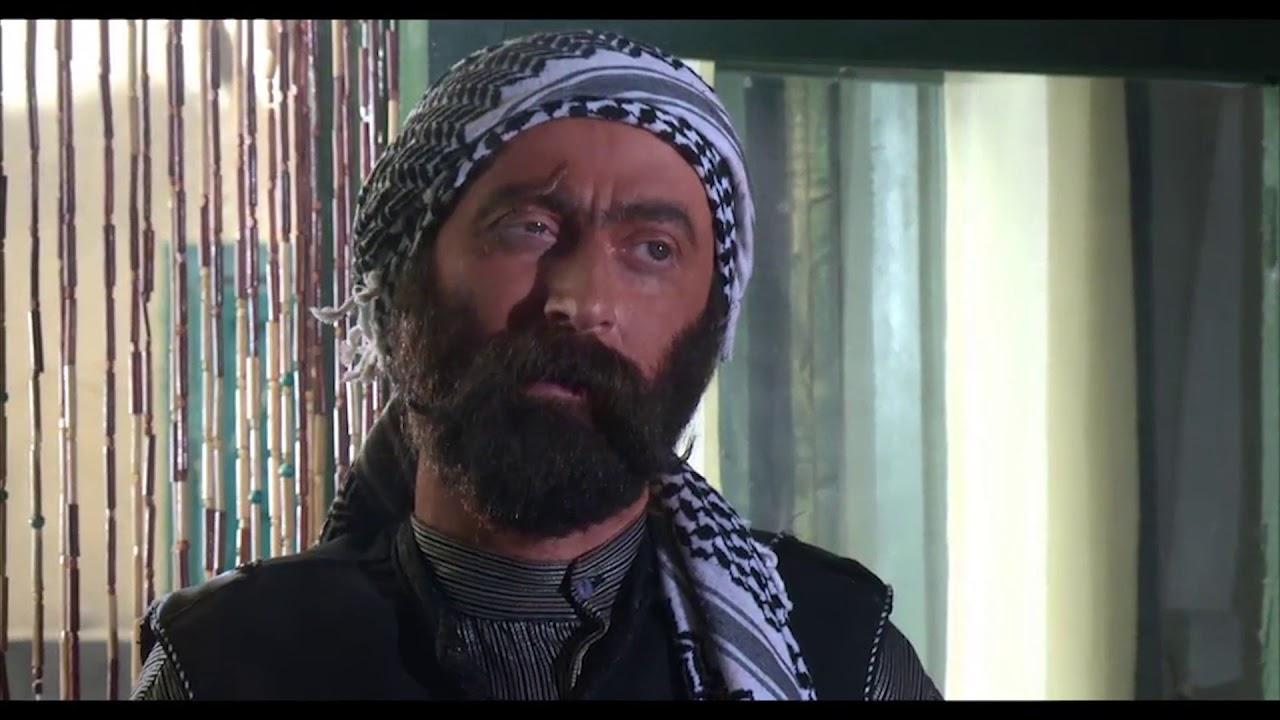 ردة فعل الواوي بعد اتهامه من العكيد معتز وعصام وخاطر ، باب الحارة 6 مصطفى الخاني