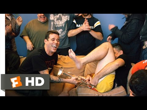 Jackass 3D (6/10) Movie CLIP - Will the Farter (2010) HD