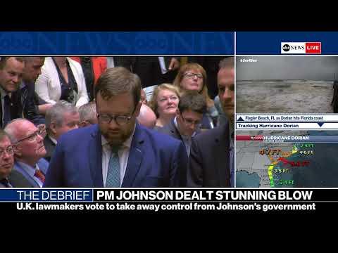 Hurricane Dorian latest: Storm's eye to move dangerously close to Carolinas | ABC News